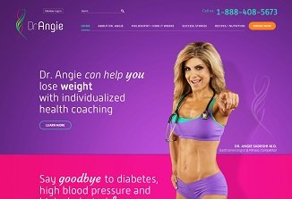 Dr. Angie Website